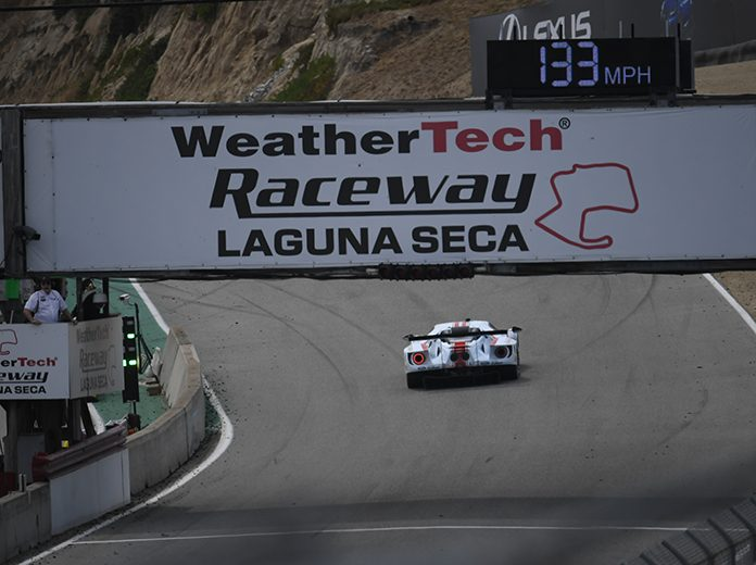 It appears that SCRAMP, the management company of WeatherTech Raceway Laguna Seca, could be on its way out. (IMSA Photo)