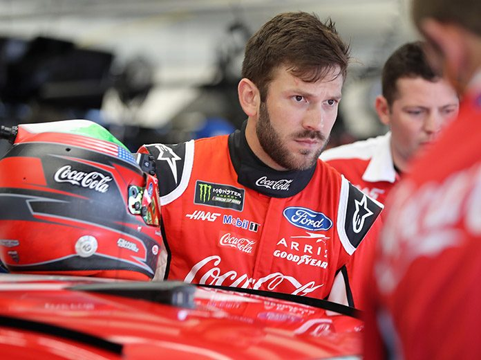 Daniel Suarez has confirmed he won't be back with Stewart-Haas Racing in 2020. (HHP/Alan Marler Photo)