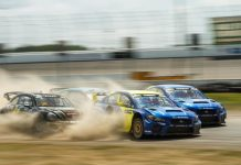 The Americas Rallycross Championship has shut down. (ARC photo)