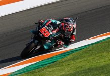 Fabio Quartararo will start from the pole for the final MotoGP event of the season. (MotoGP Photo)