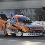 Blake Alexander has partnered with Head Racing for 2020 in the NHRA Funny Car class. (HHP/Harold Hinson Photo)