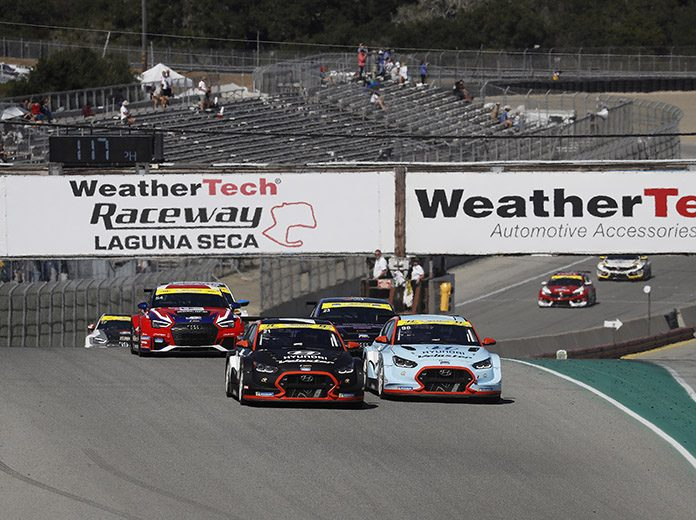 A&D Narigi will take over management of WeatherTech Raceway Laguna Seca at the beginning of the year. (IMSA Photo)