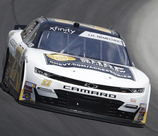 GMS Racing has shut down its NASCAR Xfinity Series program. (HHP/Harold Hinson Photo)