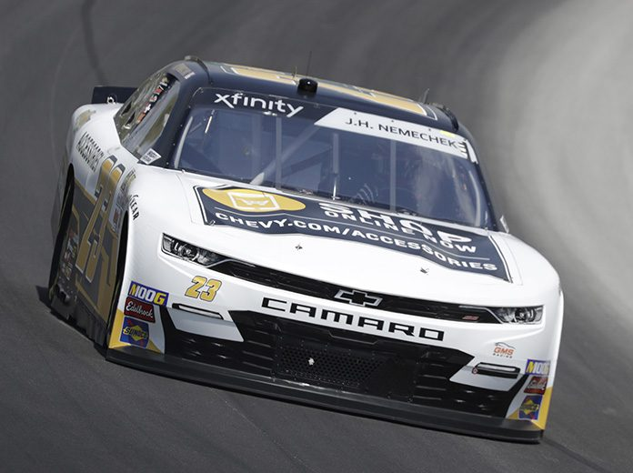 GMS Racing has shut down its NASCAR Xfinity Series program. (HHP/Harold Hinson Photo)