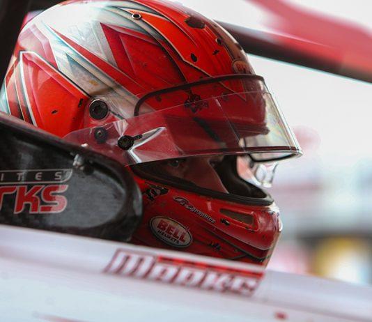 Brent Marks has joined CJB Motorsports for the 2020 sprint car season. (Adam Fenwick Photo)
