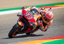 Marquez Undergoes Successful