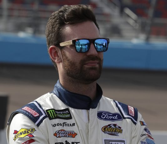 Corey LaJoie Earns Fourth