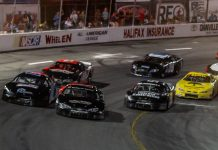 The future looks bright for South Boston Speedway's limited sportsman division.