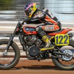 Harley-Davidson has increased its support of the American Flat Track Production Twins division. (AFT/Scott Hunter Photo)