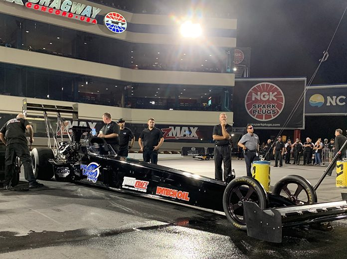 Foley Lewis Racing will compete in eight NHRA Top Fuel events in 2020.