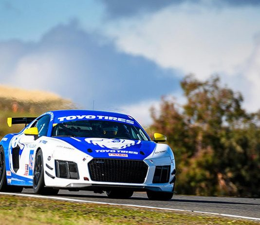 Flying Lizard Motorsports has put together a last-minute effort to defend their victory in the 25 Hours of Thunderhill.