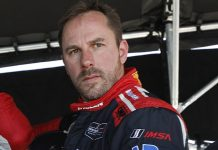 Eric Curran is stepping away from his role as a Whelen Engineering Racing driver. (IMSA Photo)