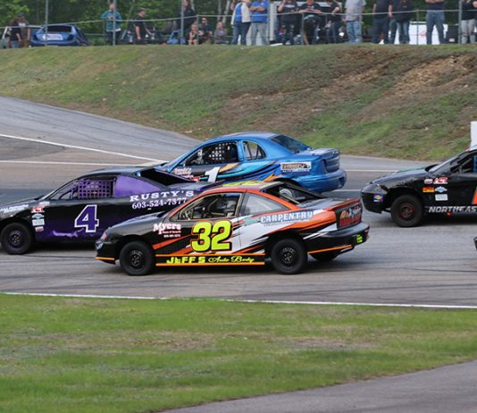 White Mountain Motorsports Park will host a 20-event schedule in 2020 with several major touring series plus special events for weekly divisions such as the Strictly Stock Mini's. (Mark Alan Sumner photo)