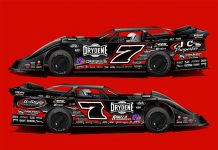 Drydene will sponsor World of Outlaws Morton Buildings Late Model Series driver Ricky Weiss for the next two seasons.