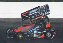 Avery Stoehr is the defending NEMA Midget champion. (John DaDalt Photo)