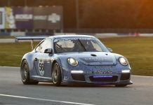 Porsche was among the winning marques during the HSR Classic Sebring 12 Hour.