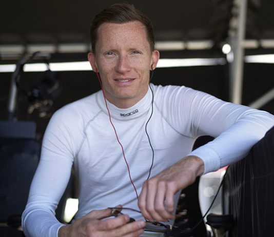 Mike Conway will join Action Express Racing's Whelen Engineering team for the Rolex 24. (IMSA Photo)