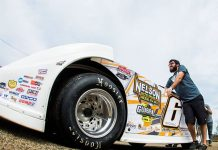 Matt Cosner will embark upon his first full season with the World of Outlaws Morton Buildings Late Model Series in 2020.