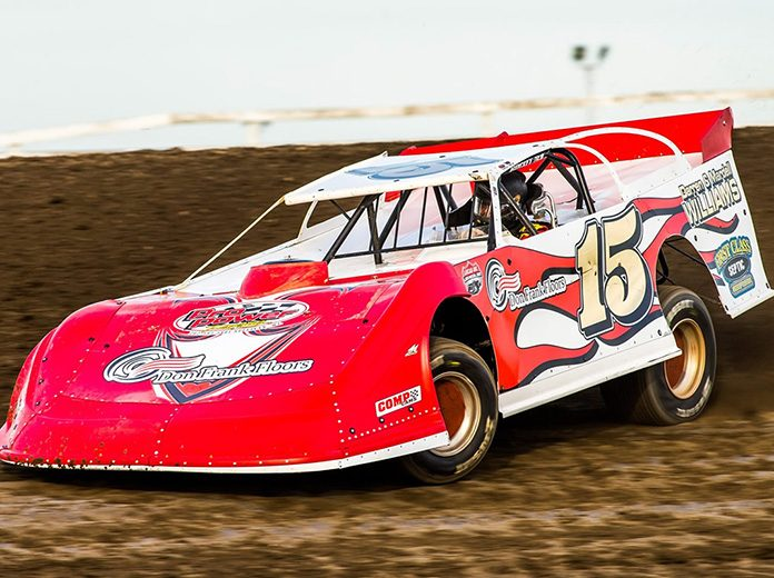 Justin Duty will run the full Lucas Oil MLRA schedule in 2020.