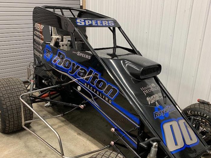 Rob Yetman has partnered with Steve Buckwalter to compete in the Chili Bowl.