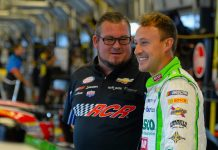 KBM Sets Crew Chief
