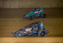USAC National Sprint Cars