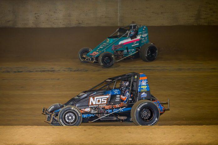 USAC National Sprint Cars