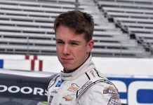 Front Row Adds Nemechek
