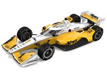 XPEL Inc. Backing Newgarden