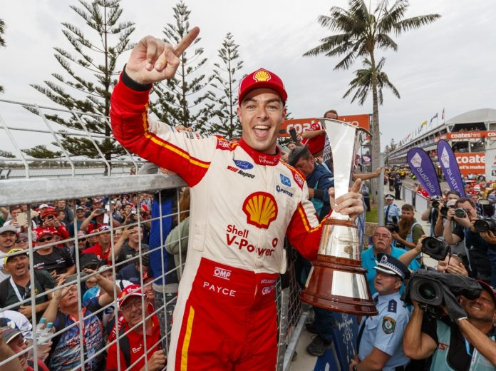 Scott McLaughlin To Test