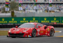 Risi Competizione Returning