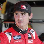Tanner Gray will race full-time for DGR-Crosley in the NASCAR Gander RV & Outdoors Truck Series next season. (Toyota Photo)