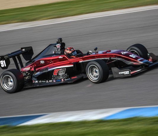Braden Eves has joined Exclusive Autosport for the Indy Pro 2000 Championship season.