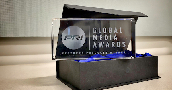 Over 500 product entries from this year's PRI show were reviewed by an esteemed panel of international judges. Winners of the PRI Global Media Awards Program were selected by these industry experts who believe a product is most likely to succeed in their respective countries. (PRI Trade Show Photo)