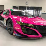 The 2020 version of the the No. 86 AutoNation Acura NSX that will be fielded by Meyer Shank Racing.