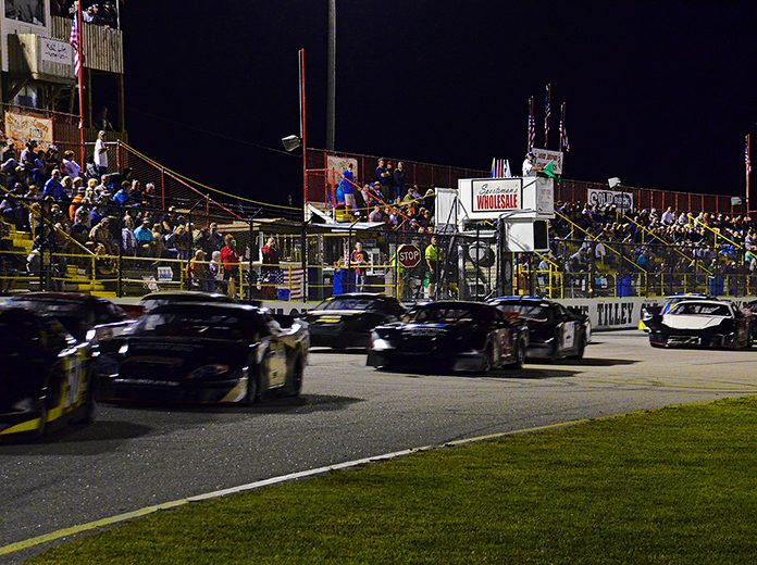 A handful of events have been announced for the 2020 season at Carteret County Speedway. (Eric Creel Photo)