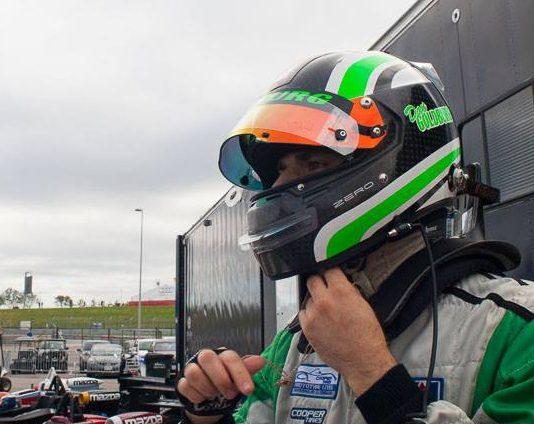 Dan Goldburg will be back with Performance Tech Motorsports in 2020. (Darren Pierson Photo)