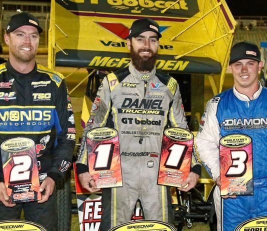 Premier Speedway Win