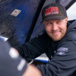 David Wight (pictured) and Wight Motorsports Inc. have launched a NASCAR Pinty's Series team. (Matthew Murnaghan/NASCAR Photo)