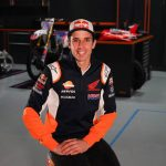 Alex Marquez is joining his brother, Marc Marquez, on the Repsol Honda team this year in MotoGP.