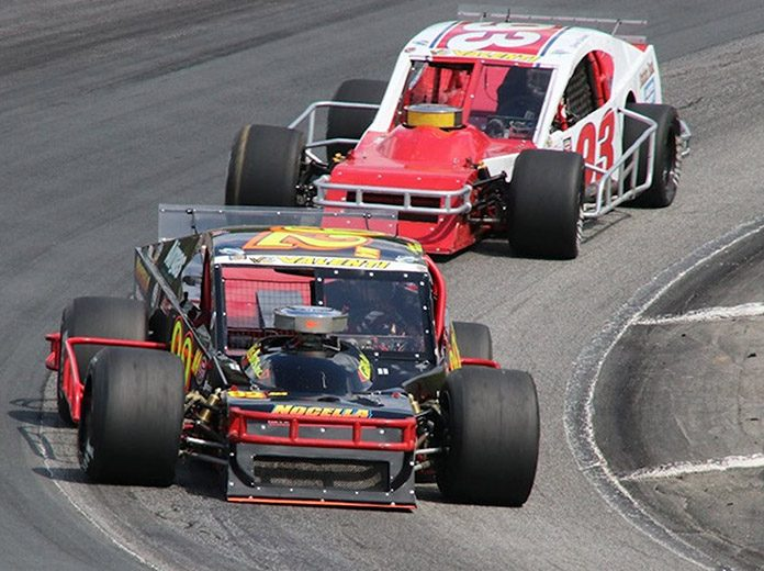 Ed Bennett and Greg Felton will oversee the Open Modified portion of the Northeast Classic at New Hampshire Motor Speedway. (Mark Sumner Photo)