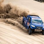 Los Angeles Dodgers owner Bobby Patton is set to tackle the Dakar Rally.