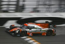 Forty7 Motorsports topped Saturday's IMSA Prototype Challenge opener at Daytona Int'l Speedway. (IMSA Photo)