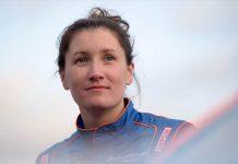 Julia Landauer has landed a full-time ride in the NASCAR Whelen Euro Series.