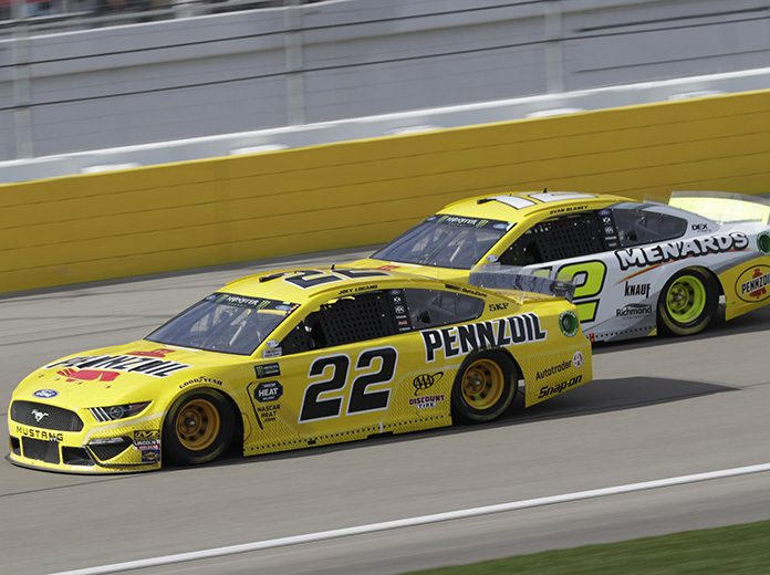 Team Penske has announced changes to its NASCAR Cup Series crew chief roster. (HHP/Harold Hinson Photo)