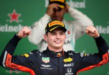 Verstappen Sticking With