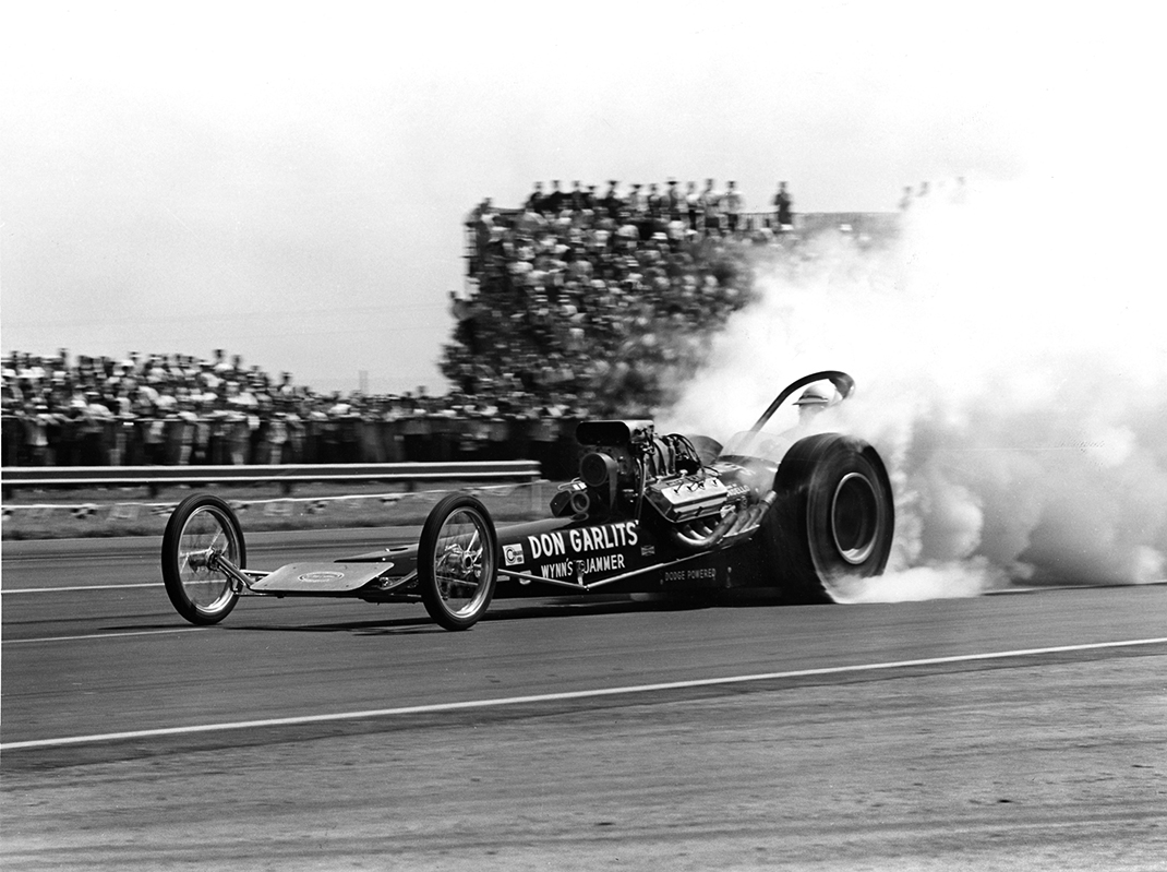 Big Daddy Don Garlits (NHRA Photo)