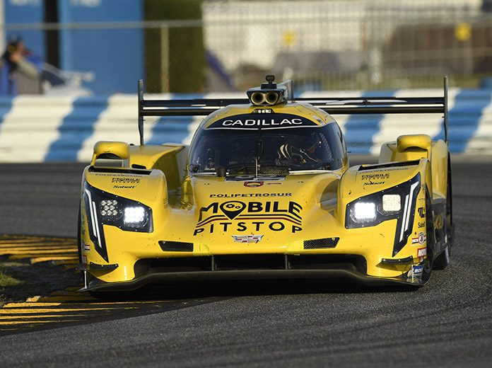 Tristan Vautier will drive for JDC-Miller MotorSports during the Rolex 24. (IMSA Photo)