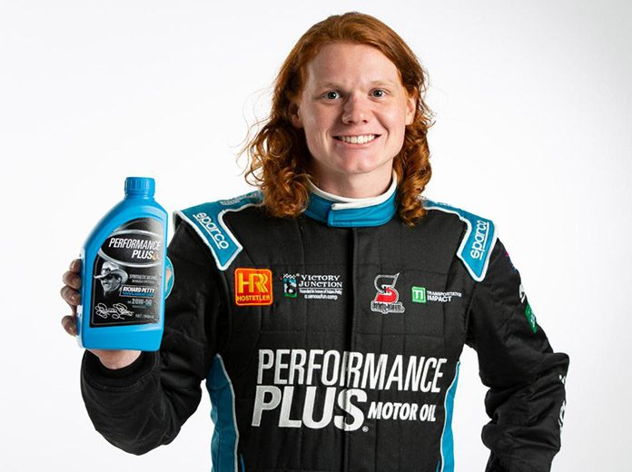 Thad Moffitt will compete in the ARCA Menards Series opener at Daytona Int'l Speedway for DGR-Crosley.