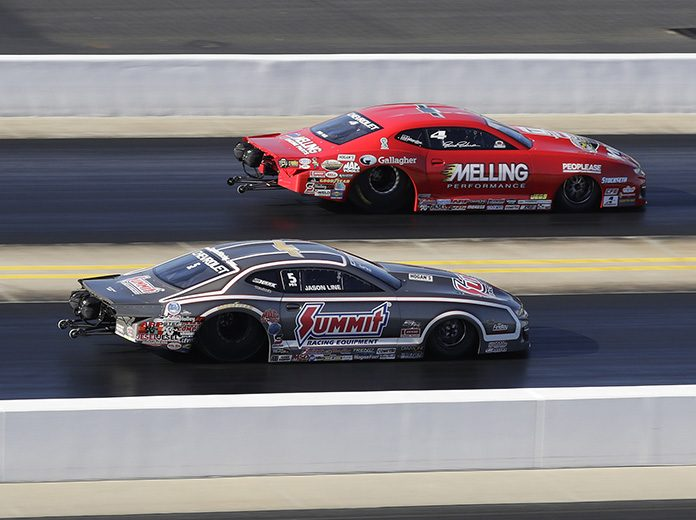 $50,000 will be on the line for Pro Stock teams who take part in the World Doorslammer Nationals. (HHP/Harold Hinson Photo)